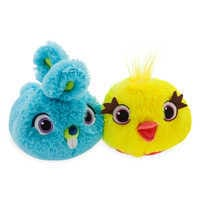 Image of Ducky and Bunny Slippers for Kids - Toy Story 4 # 2