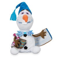 Image of Olaf Talking Holiday Plush - Small - 10'' # 3