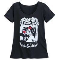 Art of Snow White Forest T-Shirt for Women - Limited Release