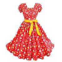 Image of Pineapple Swirl Dress for Women # 1