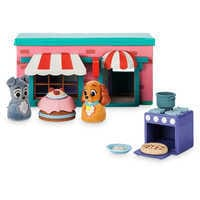 Image of Tony's Restaurant Deluxe Playset - Disney Furrytale friends # 1