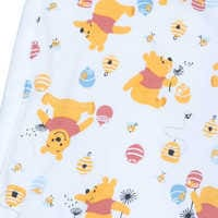 Image of Winnie the Pooh Hooded Robe for Baby # 4