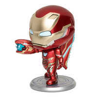 Image of Iron Man Mark L Cosbaby Bobble-Head Figure by Hot Toys - Marvel's Avengers: Endgame # 2