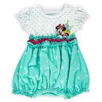 Image of Minnie Mouse Fancy Bodysuit for Baby - Walt Disney World # 1