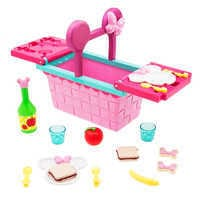 Image of Minnie Mouse Picnic Basket # 1