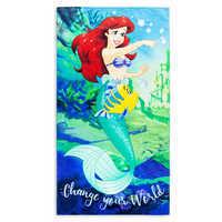 Image of Ariel Beach Towel # 1