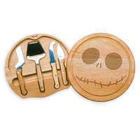 Image of Jack Skellington Cheese Board and Tools Set # 1