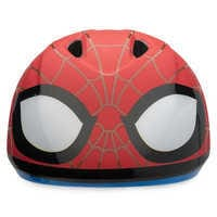 Image of Spider-Man Bike Helmet for Toddlers # 2