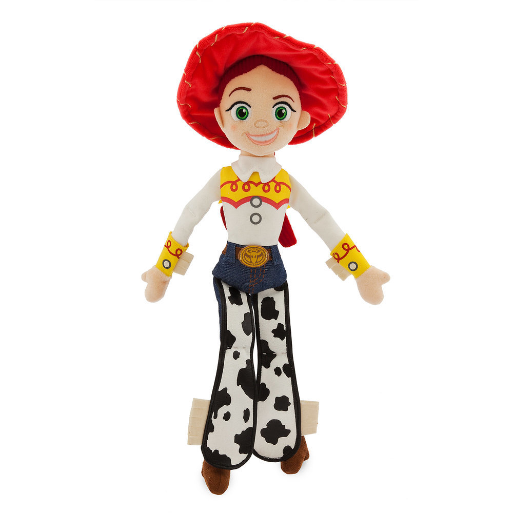 Jessie Plush - Toy Story 4 - Medium - 16 1/2'' Official shopDisney