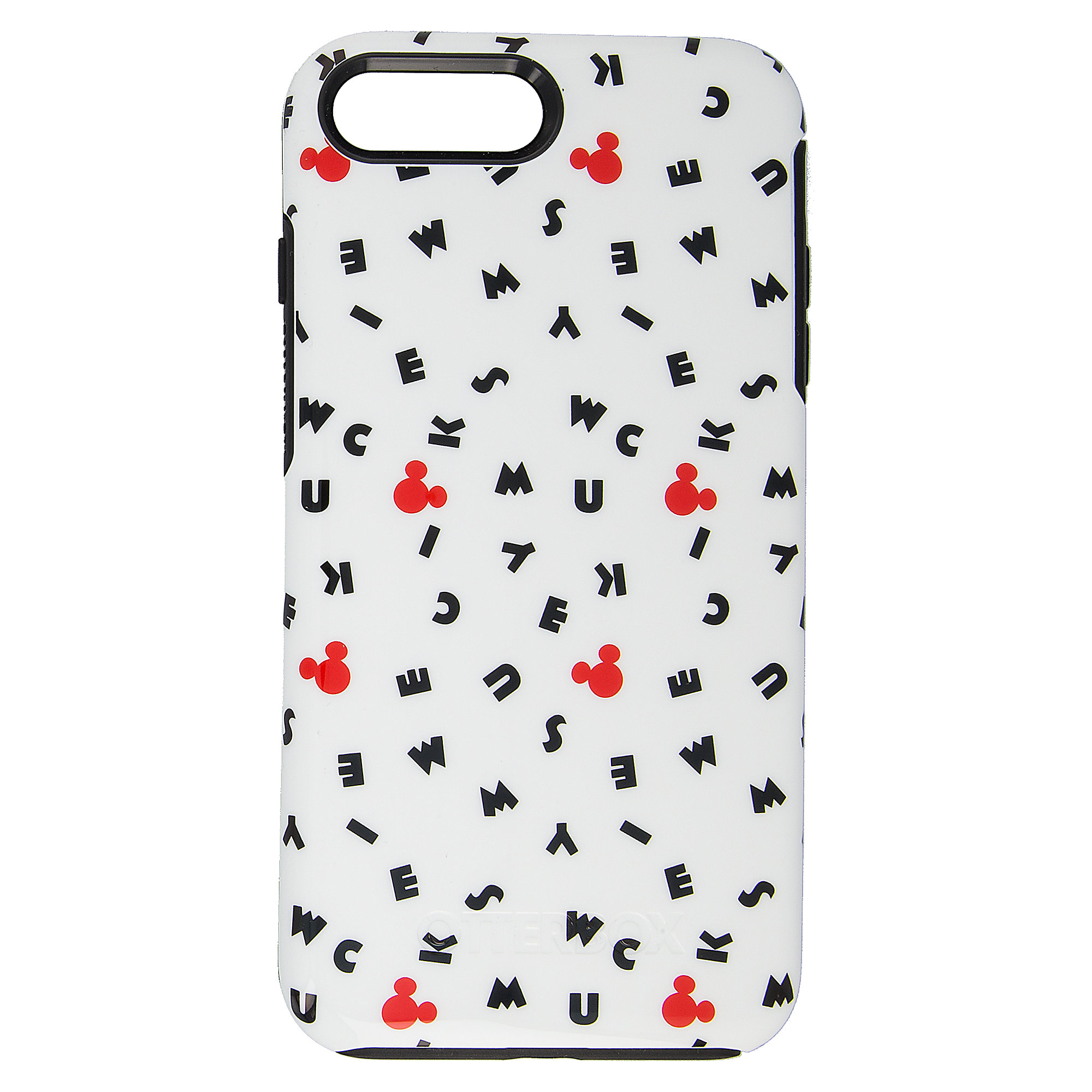 Mickey Mouse Letters OtterBox Symmetry iPhone 8/7 Plus Case