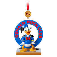 Image of Donald Duck Legacy Sketchbook Ornament - Limited Release # 1