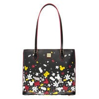 Image of I Am Mickey Mouse Tote by Dooney & Bourke # 1