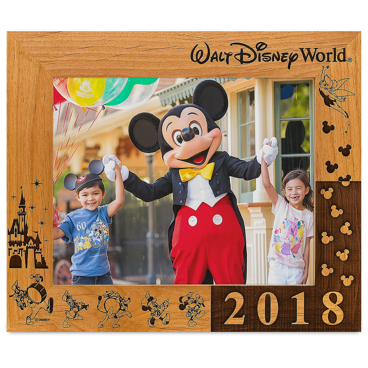 Walt Disney World 2018 Frame by Arribas - 8\'\' x 10 ...