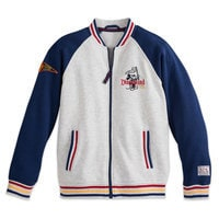 Mickey Mouse Varsity Sweat Jacket - Disneyland - Boys