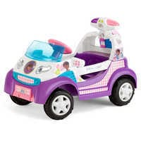 Image of Doc McStuffins Electric Ride-On Rescue Ambulance # 1