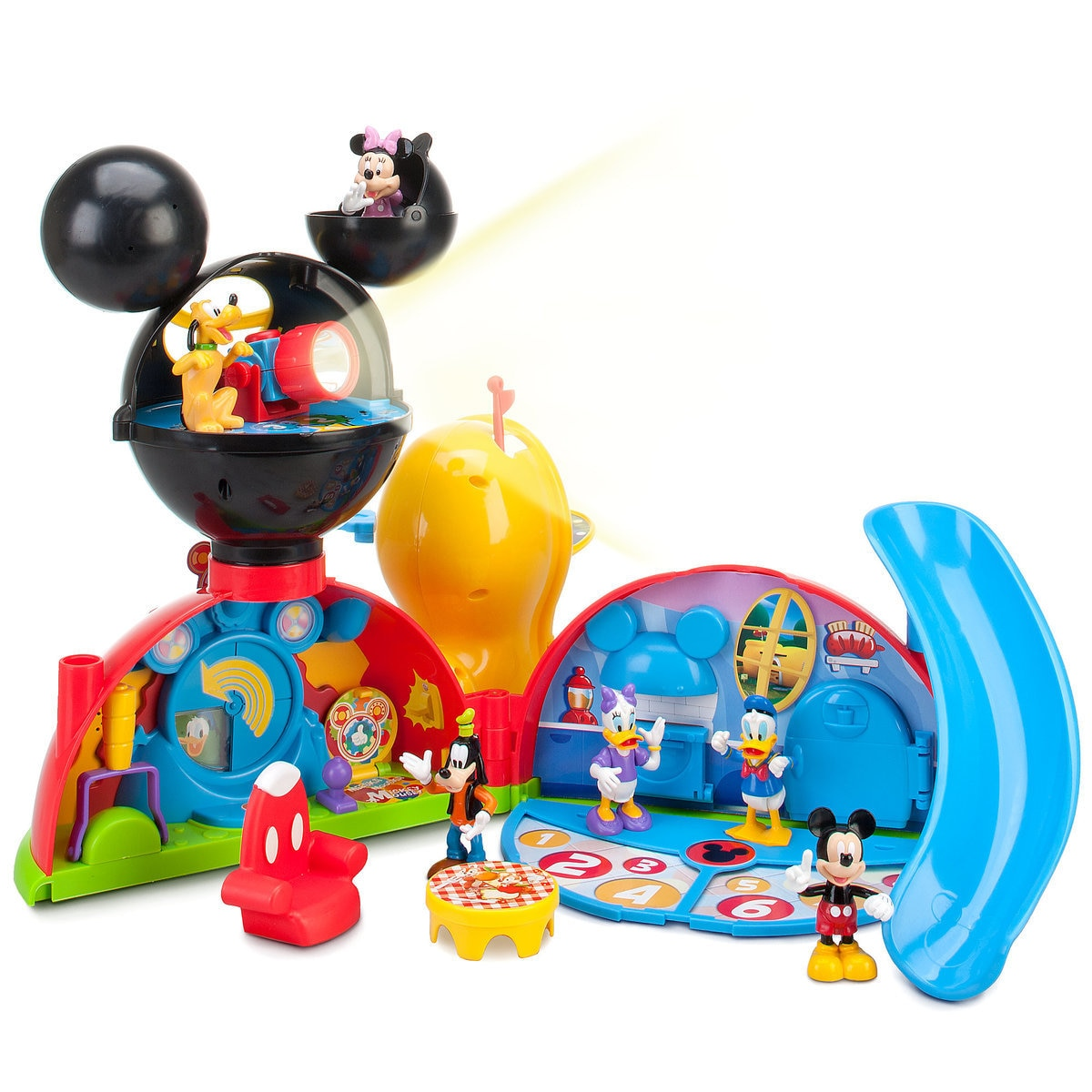 Mickey Mouse Clubhouse Deluxe Playset Shopdisney