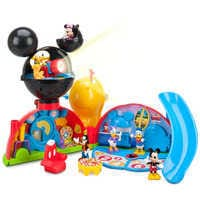 Image of Mickey Mouse Clubhouse Deluxe Playset # 1