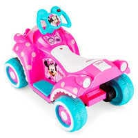 Image of Minnie Mouse Electric Ride-On Quad # 2