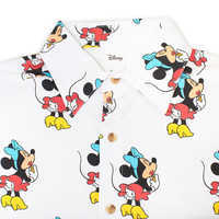 Image of Minnie Mouse Button Up Shirt for Women by Cakeworthy # 5