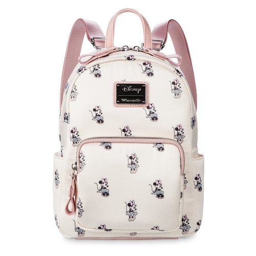 Minnie Mouse Mini Backpack By Loungefly Shopdisney