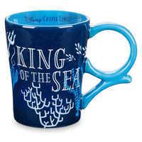 Image of King Triton Mug - The Little Mermaid - Disney Cruise Line # 1