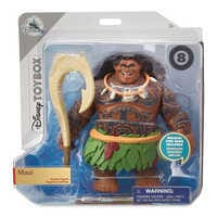 Image of Maui Action Figure - Disney Toybox # 3