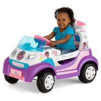 Image of Doc McStuffins Electric Ride-On Rescue Ambulance # 2