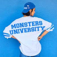 Image of Monsters University Spirit Jersey for Adults # 3