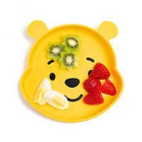 Image of Winnie the Pooh Silicone Grip Dish by Bumkins # 3