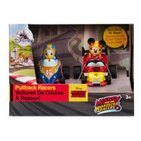 Image of Mickey and the Roadster Racers Pullback Racers Set - Mickey Mouse & Donald Duck # 2