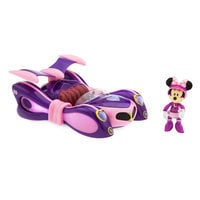 Image of Minnie Mouse Light-Up Racer - Mickey and the Roadster Racers # 1