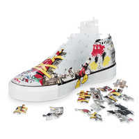 Image of Mickey Mouse 3-D Sneaker Puzzle by Ravensburger # 4