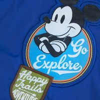 Image of Mickey Mouse Hooded Windbreaker Jacket for Boys # 2