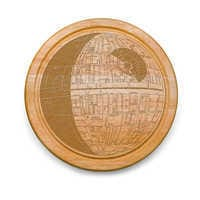 Image of Death Star Cheeseboard Set - Star Wars # 1