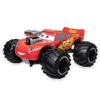 Image of Lightning McQueen Build to Race Remote Control Vehicle # 6