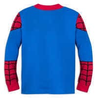 Image of Spider-Man Costume PJ PALS for Boys # 3