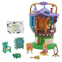 Image of Disney Animators' Littles Rapunzel Surprise Feature Playset - Tangled # 2