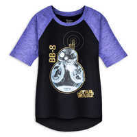Image of BB-8 Raglan T-Shirt for Kids # 1