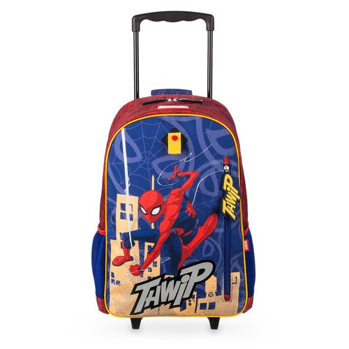 Spider-Man Rolling Backpack ? Personalizable