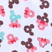 Image of Mickey and Minnie Mouse Donut Pajama Set for Women # 6