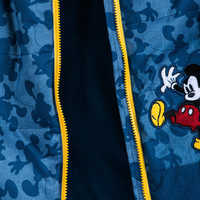 Image of Mickey Mouse Puffy Jacket for Kids - Personalizable # 6
