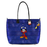 Image of Sorcerer Mickey Mouse Tote Bag by Harveys # 1