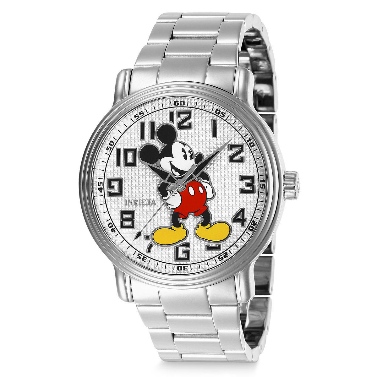 f0a86f4be13 Product Image of Mickey Mouse Watch for Men by INVICTA - Limited Edition # 1