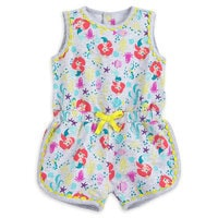 Image of Ariel Romper for Baby # 1
