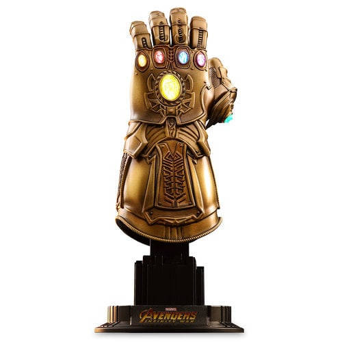 Thanos Infinity Gauntlet By Sideshow Collectibles Shopdisney
