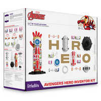 Image of Marvel Avengers Hero Inventor Kit # 6