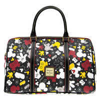 Image of I Am Mickey Mouse Satchel by Dooney & Bourke # 1