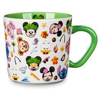Image of Aulani, A Disney Resort & Spa Emoji Mug # 1