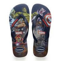 Image of Marvel's Avengers Flip Flops for Men by Havaianas # 1