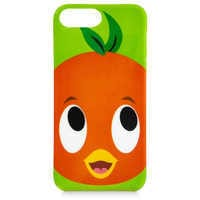 Image of Orange Bird iPhone 8 Plus Case # 1